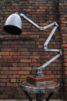 """Vintage Industrial Lighting 