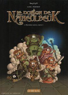 DONJON DE NAHEULBEUK (LE). Tome 01 : Première saison, partie 1
