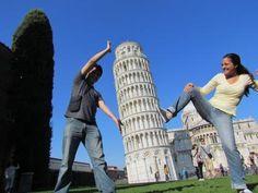 Fotografía: Sophia Saenz Vargas- Europa Turista- Pisa