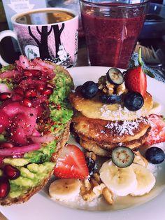 Avocado Toast, Acai Bowl, Breakfast, Food, Acai Berry Bowl, Morning Coffee, Essen, Meals, Yemek