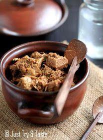 Just Try & Taste: Rendang Nangka - Tak kalah dengan Versi Dagingnya