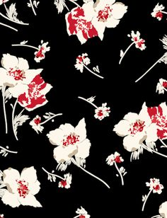 Parisian designer, Veronique Manga Bell's Black 5208 fabric swatch. VMB Dresses are made-to-order of fine rayon viscose crepe. Hand wash in cool water, hang dry. Excellent for travel.