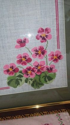 The most beautiful cross-stitch pattern - Knitting, Crochet Love Cross Stitch Letters, Cross Stitch Borders, Cross Stitch Samplers, Cross Stitch Flowers, Modern Cross Stitch, Cross Stitch Designs, Cross Stitching, Cross Stitch Embroidery, Embroidery Patterns