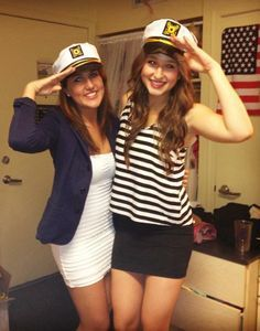 Nautical Bachelorette Ideas on Pinterest | Sailor Costumes, Sailor ...