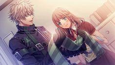 Kento & Heroine | Amnesia Crowd #otomegame