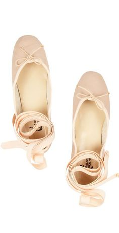 #style Ballet flats / Ballet Beautiful...