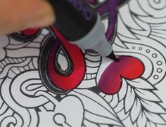 What would you like to draw with this color blending pen? http://gdfl.us/Chameleon