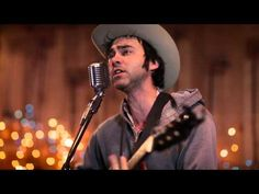 ▶ Shakey Graves - Built To Roam (Live in Lubbock) - YouTube  5:44.  Countryish - LOVE guitar; Learn!!