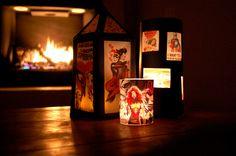 Comic Book-inspired Lanterns