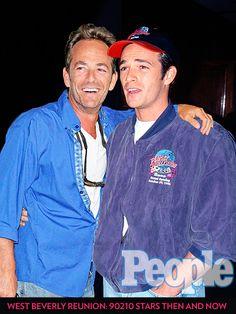 Beverly Hills 90210, The Originals Tv Show, Hollywood Forever Cemetery, Jason Priestley, John Schneider, Jennie Garth, Luke Perry, Burt Reynolds, Celebrity Stars