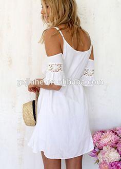 Women Summer Casual Party Beach Chiffon Dress Sundress