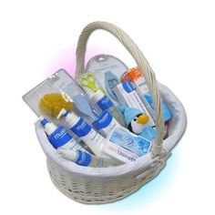 Cesta Mustela Higiene y Cuidados Cestas De Regalo Para Bebés 008f403a828e8
