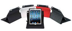 IPEVO PV-01 360 Degrees Rotating Folio Case for the new iPad 3 and iPad 2