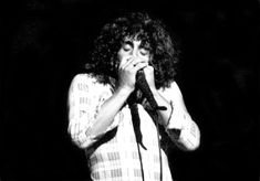 The Who - Roger Daltrey @ Forest National (16/08/1972) - ©Jean-Hubert De Groot