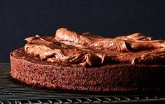 Chocolate Macaroon Cake Is the Ultimate Passover Dessert | Bon Appetit