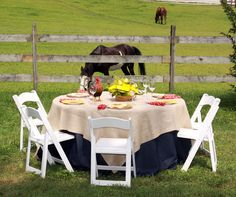 Decorating With Burlap Tablecloths | Rental Providers Will Carry A Large  Selection Of Chairs Tables Linens
