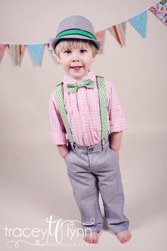 Chevron boys BowTie   Infant Toddler Child by trendylittlecreation, $10.00