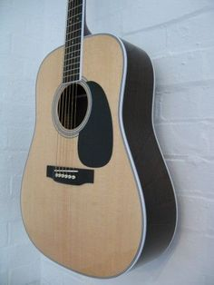 Martin D-35 Acoustic Guitar #acousticvintageguitars Archtop Guitar, Acoustic Guitars, Guitar Design, Classical Guitar, Vintage Guitars, Playing Guitar, Martin Guitars, Music Instruments, Natural