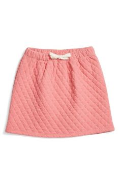 Tucker + Tate 'Sparkle' Quilted Skirt (Toddler Girls, Little Girls & Big Girls) available at #Nordstrom