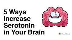 Many ailments, acute and chronic, are believed to be due in part to low levels of serotonin in the brain. Here are ways to boost your serotonin levels...