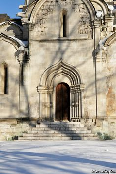 портал Архангельского храма