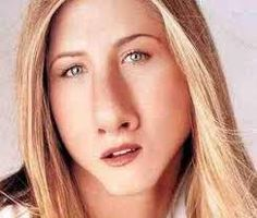 Bizarre Celebrity Art: Jennifer Aniston. funny celebrity photos