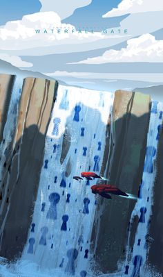 The Art Blog 7/18: Speedpaintings Sep 2014- June 2015
