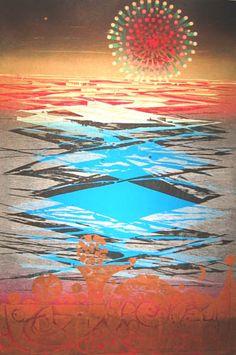 FUKITA, Fumiaki, Distant Sound, 91 x 61 cm, ed 50, ±2900
