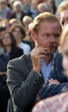 Christian Kracht auf der Leipziger Buchmesse 2012