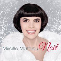 jule cd Mireille Mathieu 20.11.2015 cover billedet på den