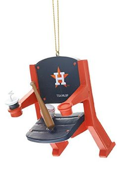Houston Astros Christmas Ornament