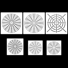 This tool will quickly help you to locte your dots when designing your mandala paiting. Creative and great tool for mandala dot painting. Quality: 6 pieces in a bag, creative and great tool for mandala dot painting. Dot Painting Tools, Dot Art Painting, Stencil Painting, Rock Painting, Pebble Painting, Pebble Art, Stone Painting, Painting Templates, Painting Patterns