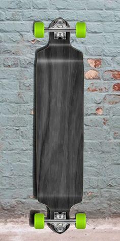 """Longboards USA - Black Drop Down Blank 41"""" Longboard Woodie Decks, $89.00 (http://longboardsusa.com/longboards/longboards-for-beginners/black-drop-down-blank-41-longboard-woodie-decks/)"""