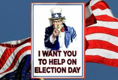 Allegheny County is seeking civic-minded people to serve as election officers on November 5. Earn $105-$130 for the day. Must be comfortable with technology & working in dynamic election environment. Paid training included. Don't let Uncle Sam down! Get details & apply at http://j.mp/WorkPolls