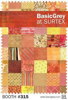BasicGrey at Surtex