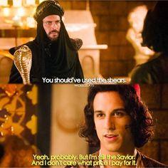 """Jafar and Aladdin - 6 * 5 """"Street Rats"""""""