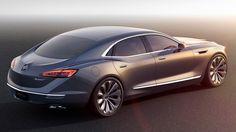 Buick Avenir Concept                                                                                                                                                                                 More