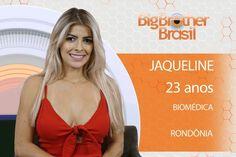 BBB 2018: Biomédica Jaqueline de Rondônia é confirmada no reality show - Jornal Bastidores da Notícia
