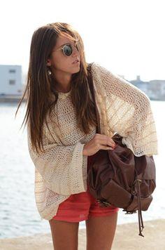 oversized sweater oversized bag