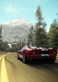 Ford GT In Forza Horizon