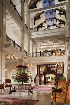 Raffles Hotel, Singapore. Visit ESTHEVA Spa which is just by The Lawn of Raffles Hotel. www.estheva.com #spasingapore