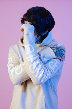 """UK based street-inspired clothing brand Drop Dead drops """"Dead Arms"""", a collection of pullover hoodies with their iconic cross logo print. Oliver Sykes, Bring Me The Horizon, Shadow Moses, Alissa Salls, Drop Dead Clothing, Mayday Parade Lyrics, The Amity Affliction, Alan Ashby, La Dispute"""