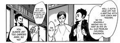 Haikyuu 230: Ennoshita is entrusted as team dad and Sugamama gets mad