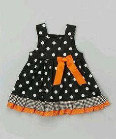 Trending Simple Frock Design for Girls - Kurti Blouse Kids Frocks, Frocks For Girls, Little Dresses, Little Girl Dresses, Toddler Dress, Baby Dress, Ruffle Dress, Infant Toddler, Simple Frock Design