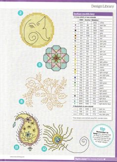 (3) Gallery.ru / Фото #1 - The world of cross stitching 175 - tymannost