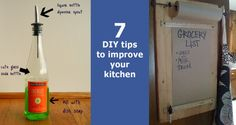 7 DIY tips to improve your kitchen