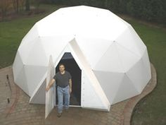 Sources of Rigid Class Geodesic Dome Structures and Geodesic Dome kits Geodesic Dome Kit, Dome Structure, Dome Tent, Dome House, Earthship, Aquaponics, Tiny House, Shelter, Building A House