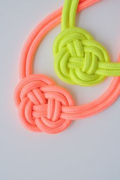 Hey, I found this really awesome Etsy listing at https://www.etsy.com/listing/160823842/neon-color-bowtie-knot-collar-necklace