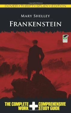 Frankenstein Thrift Study Edition (Dover Thrift Study Edition) by Mary Shelley. $3.97. Publisher: Dover Publications (August 3, 2009). 256 pages