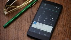 Using Android L: a first look at Google's future